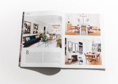 DECO HOME - Article sur Fabienne Boé de Pirey, Architecte d'intérieur et Décoratrice à Paris