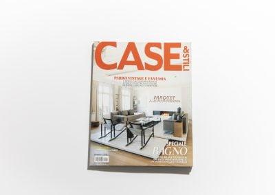 CASE STILI - Couverture - Article sur Fabienne Boé de Pirey, Architecte d'intérieur et Décoratrice à Paris