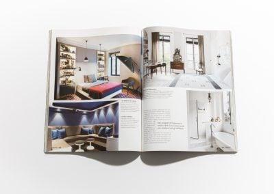 CASE STILI - Article sur Fabienne Boé de Pirey, Architecte d'intérieur et Décoratrice à Paris