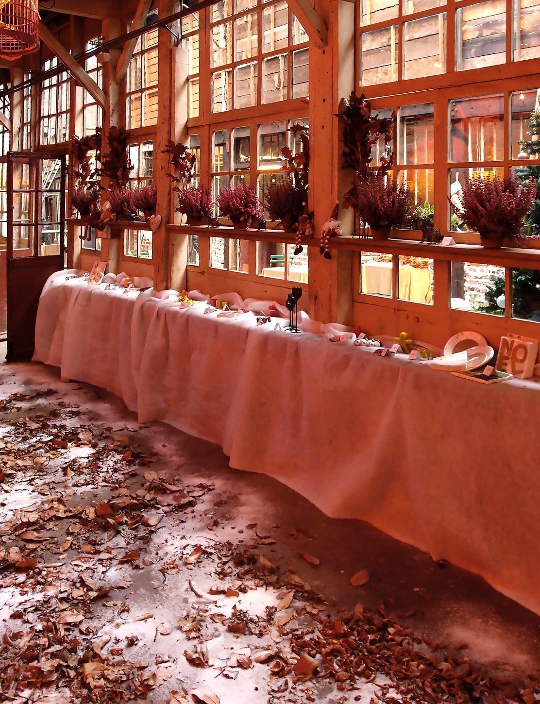 Décoration évènementielle pour CASINO par Fabienne Boé de Pirey, Décoratrice UFDI à Paris 75
